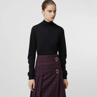 Burberry Cashmere Turtleneck Sweater
