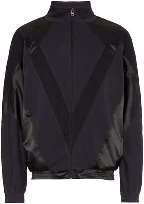 Willy Chavarria Hustler Zip Front Jacket
