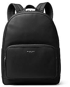 Michael Kors Men's Medium Leather Backpack