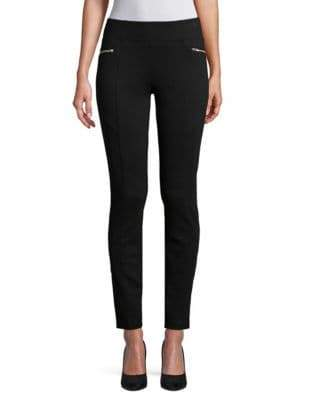 INC International Concepts Skinny-Fit Ponte Pants
