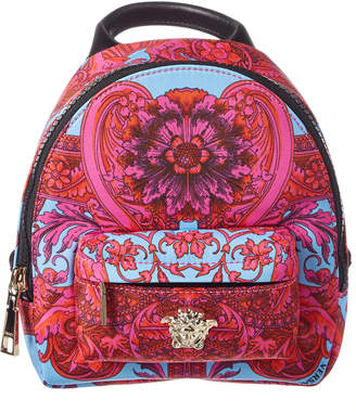Versace Barocco Nylon Backpack