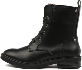 Therapy Brewster-th Black Boots Womens Shoes Casual Ankle Boots