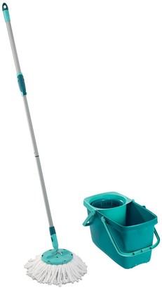 Leifheit 2-pc. Clean Twist Mop & 5-Gallon Bucket with Spinner Set