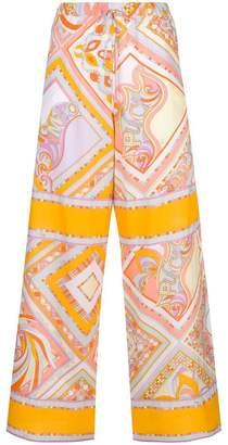 Emilio Pucci palazzo trousers