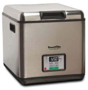 Sousvide Supreme Stainless Steel Water Oven for Sous-vide Cooking