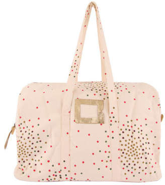 Polder Sale - Polka-dots Weekenders 24hr - Manuel Ecru Girl