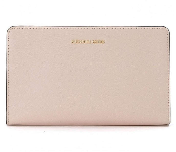 Michael Kors Soft Pink Large Crossbody Bag - SOFT - STYLE