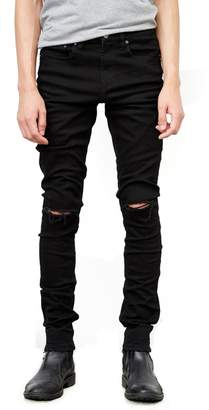 Blank NYC BLANKNYC Horatio Distressed Skinny Fit Jeans