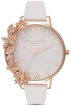 Olivia Burton Case Cuff Watch, 38mm
