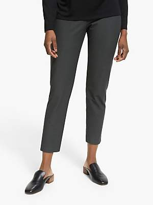 Eileen Fisher Slim Stretch Ankle Trousers