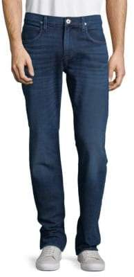 Hudson Whiskered Fitted Jeans