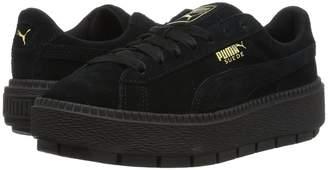 Puma Suede Platform Trace Women's Shoes