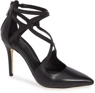 MICHAEL Michael Kors Catia Cross Strap Pump