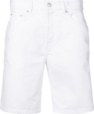 Givenchy logo side-stripe shorts