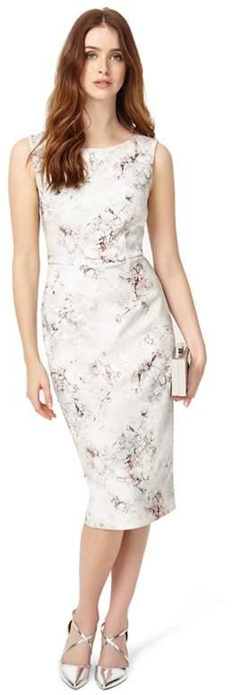 Devika Marble Print Dress