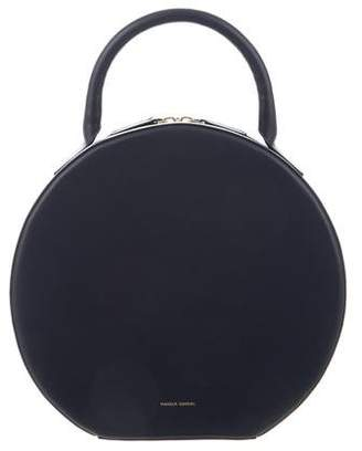 Mansur Gavriel Leather Circle Bag