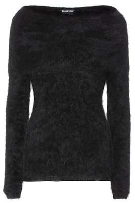 Tom Ford Angorda-blend sweater