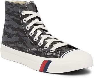 Keds Royal Hi-Top Tiger Print Sneaker
