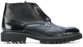 Baldinini lace-up boots