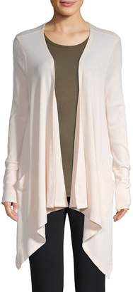 Splendid Thermal Open-Front Cardigan