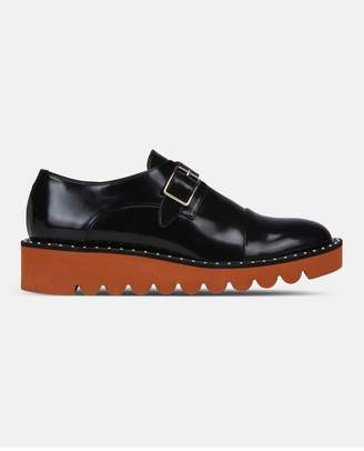 Stella McCartney Black Odette Brogues