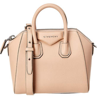Givenchy Antigona Mini Leather Satchel