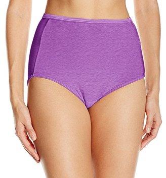 Vanity Fair Women's Illumination Brief Panty 13109 $11.48 thestylecure.com