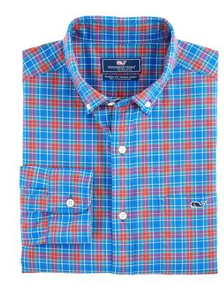 Vineyard Vines Pease's Point Classic Tucker Shirt