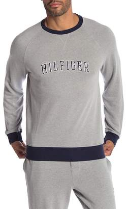 Tommy Hilfiger Crew Neck Long Sleeve Tee