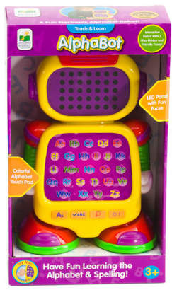Touch & Learn Alphabot Toy