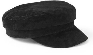 Banana Republic Suede Fisherman Hat
