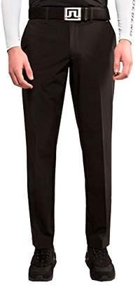 J. Lindeberg Men's Ellott Slim Micro Stretch Trousers, 34x32