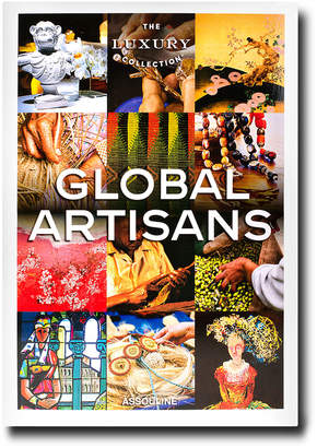 Assouline Publishing The Luxury Collection: Global Artisans Book