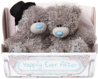 Me To You Happily Ever After Set of 2 Wedding Bears