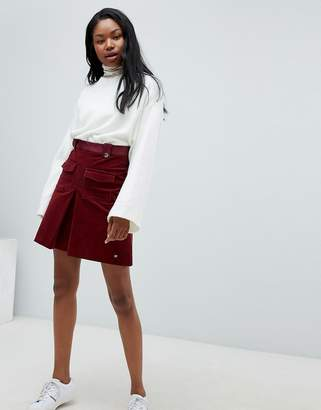 Tommy Hilfiger Cord Skirt