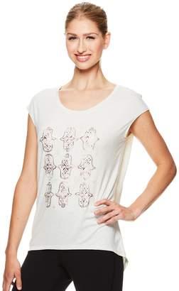 Gaiam Women's Dani Yoga Graphic Tee
