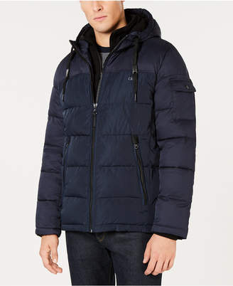 Calvin Klein Men Hooded Puffer Jacket