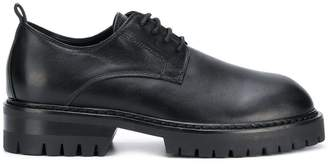 Ann Demeulemeester leather lace up shoes