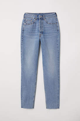 H&M Slim Mom Jeans - Blue