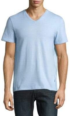Calvin Klein V-Neck Cotton T-Shirt