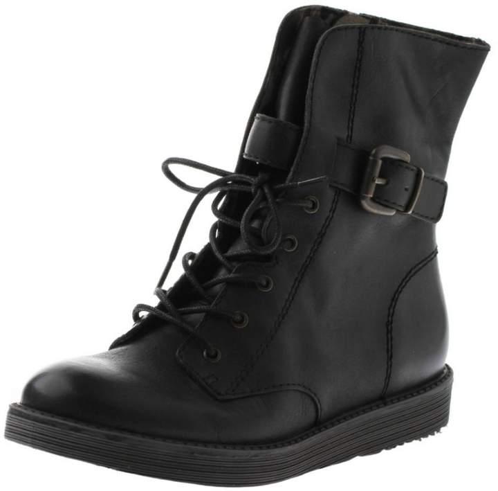 OTBT Black Combat Boot