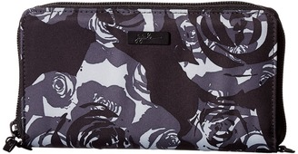 Ju-Ju-Be - Onyx Be Spendy Zip Around Clutch Wallet Wallet Handbags $50 thestylecure.com