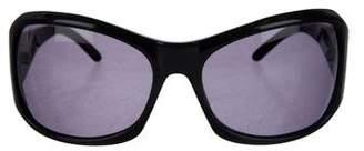 Max Mara Round Tinted Sunglasses