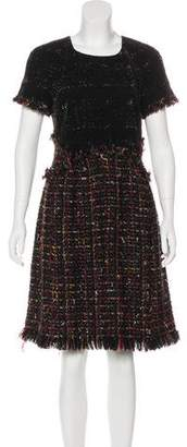 Fringe Dress Chanel