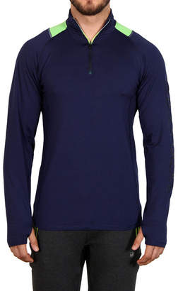 Body Glove 1/4 Zip Mock Neck