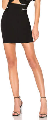 Alexander Wang Stretch Suiting Skirt