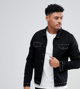 Just Junkies Studded Denim Jacket