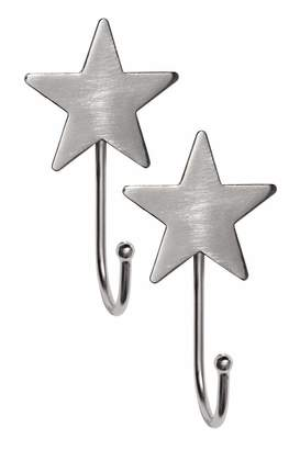 H&M 2-pack Hooks - Silver-colored