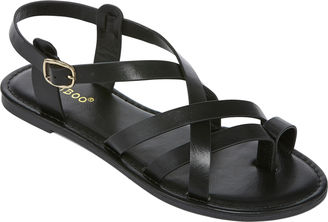 Bamboo Soonata Strap Sandals $19.99 thestylecure.com