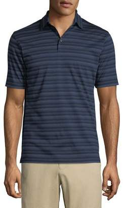 Peter Millar Men's Tides Striped Polo Shirt